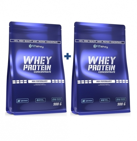 Whey Protein Concentrate 1800g