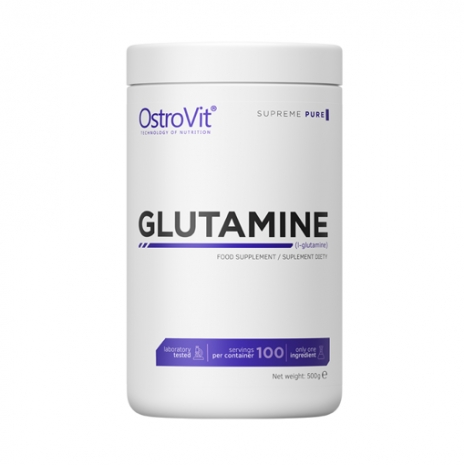 Glutamine Supreme Pure 500g