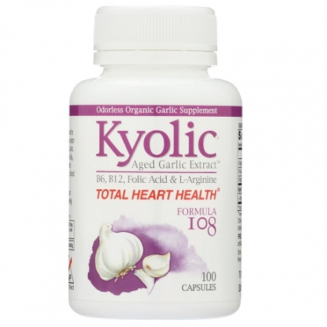 Formula 108 Total Heart Health 100 caps