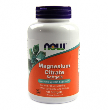 Magnesium Citrate 200mg 100tabs