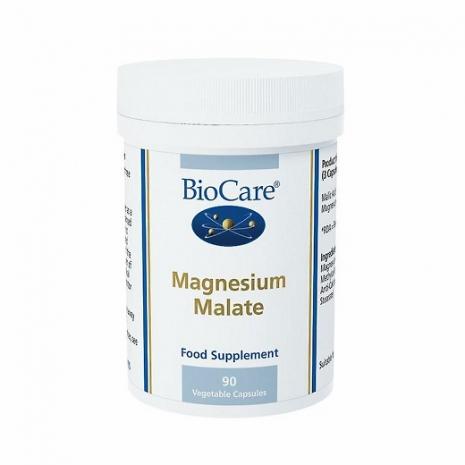 Magnesium malate 90vcaps