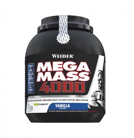 Mega Mass 4000 3kg