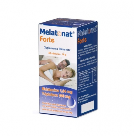 Melatonat Forte 30 caps