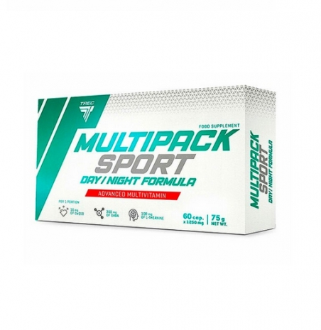 Multipack Sport Day/Night Formula 60caps