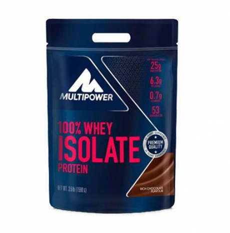 100% Whey Isolate Protein 3.5 lb (1590g)