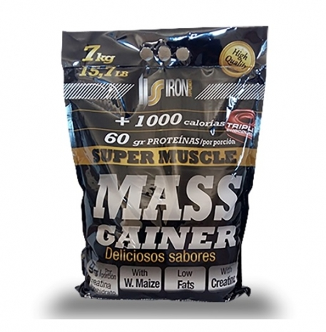 Super Muscle Mass Gainer 7kg