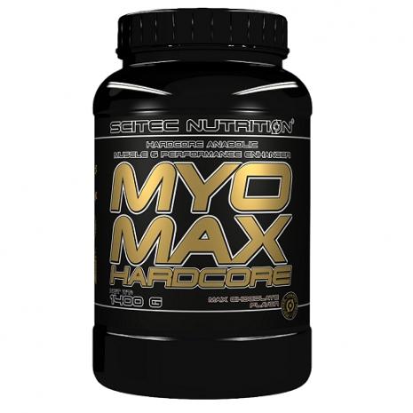 Myomax Hardcore 1400g