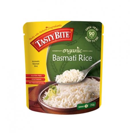 Organic Basmati Rice 250 g