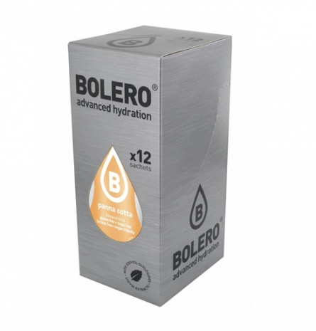 12 x Bolero Powdered Drinks Classic 9 g sachet (Novos Sabores)