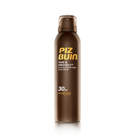 Piz Buin Tan & Protect Spray Loção FPS30 150ml