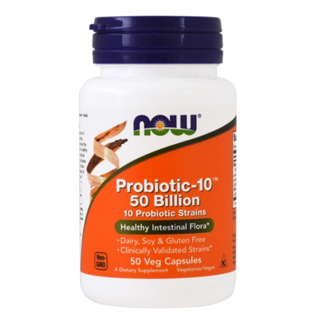 Probiotic-10 25 Billion 50 vcaps