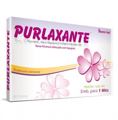 Purlaxante 30 comp.