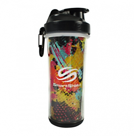 SmartShake Double Wall Graffiti 750ml
