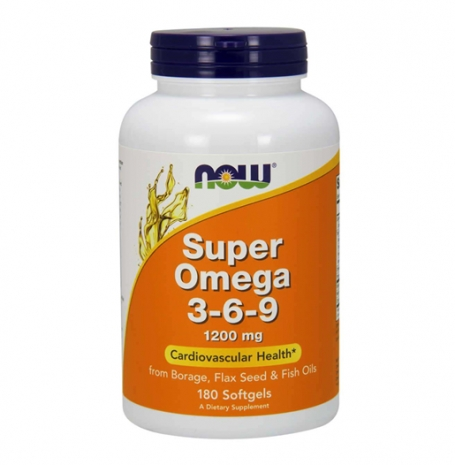 Super Omega 3-6-9 1200mg 90 caps