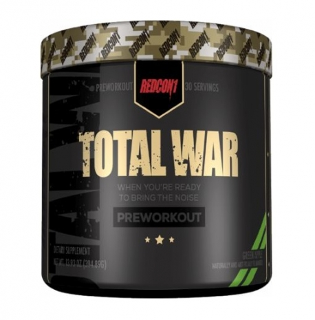 Total War Pre-Workout 30 servs