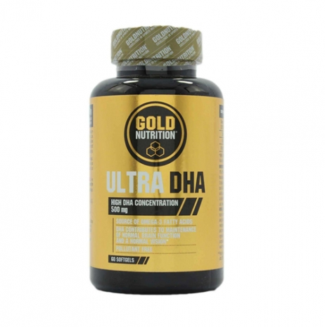 Ultra DHA 60 softgels
