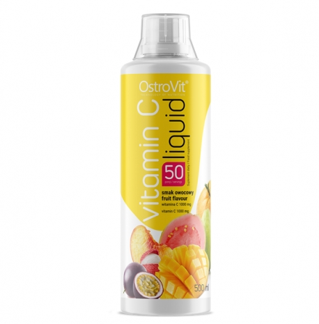 Vitamin C 1000 Liquid 500ml