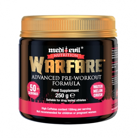 Warfare Advanced Pre-Workout 250 g
