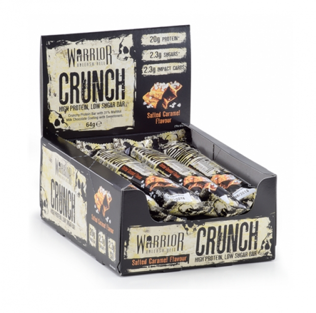 Warrior Crunch Bar 12*64 g