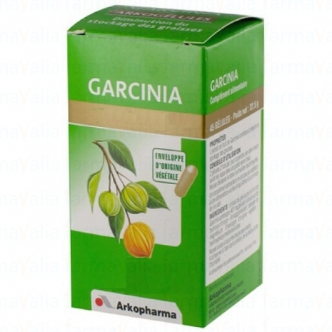 Arkocapsulas Garcinia Cambogia