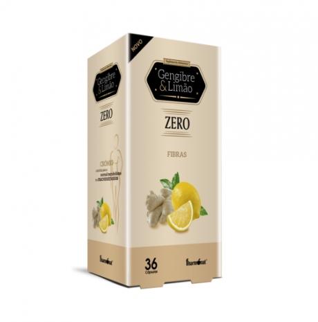 Gengibre & Limão Zero 36 caps