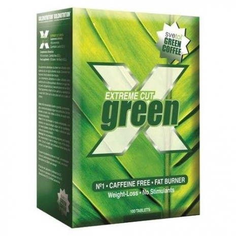 Extreme Cut Green 100 tabs