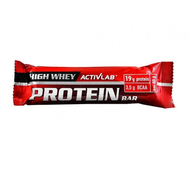 High Whey Protein Bar 80 g