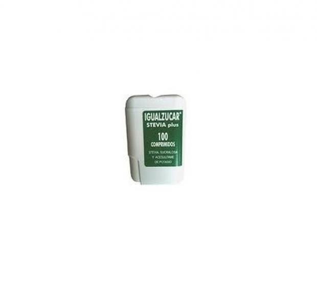 Igualzucar Stevia Plus 100 comp