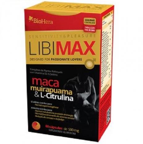 Libimax 60 cápsulas