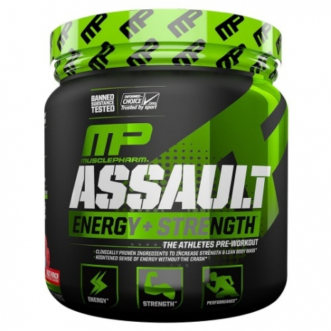 Assault Energy + Strenght 30 servings