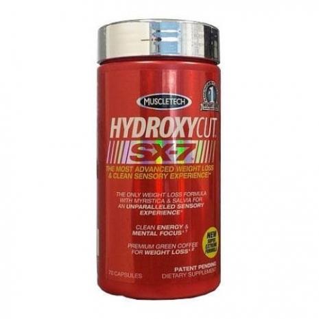 Hydroxycut SX-7 70 caps