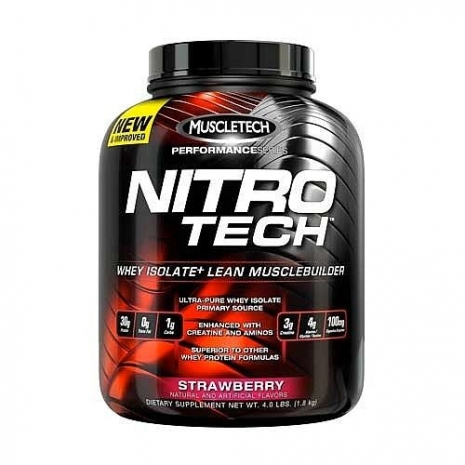 NitroTech Performance Series 4lb (1814g)