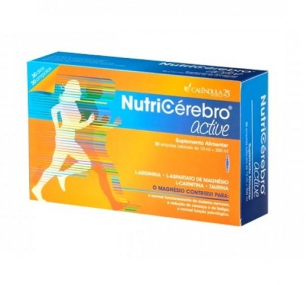 NutriCérebro Active 30 ampolas