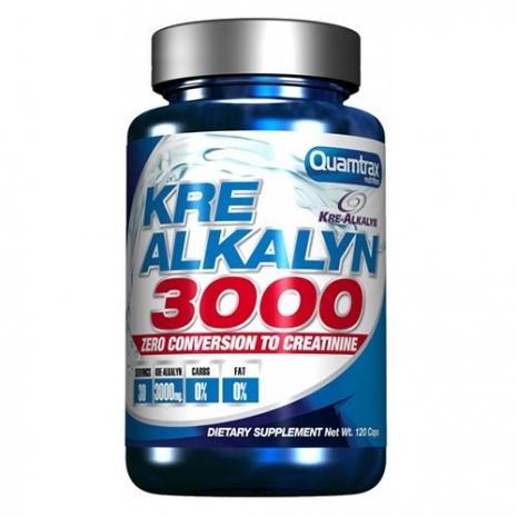 Kre-Alkaline 3000 120 caps
