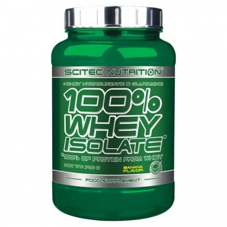 100% Whey Isolate 700g