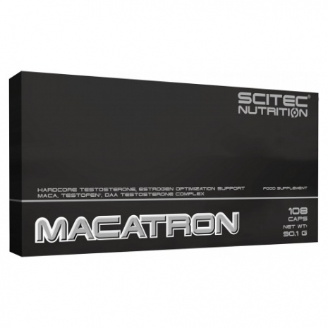 Macatron 108 caps