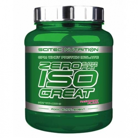 Zero Sugar / Zero Fat Isogreat 2 lb (900g)
