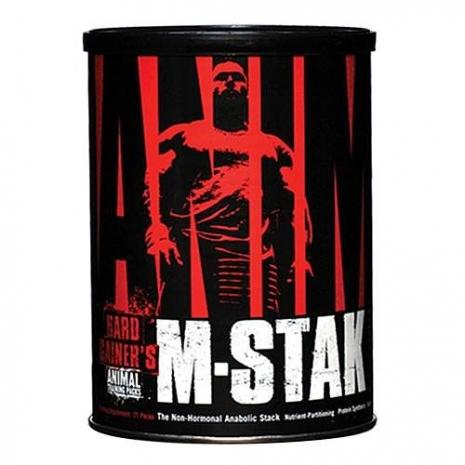 Animal M Stak 21 packs