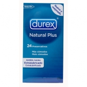 Durex Natural Plus*24