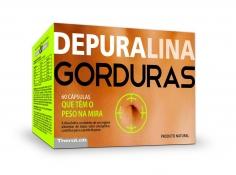 Depuralina Gorduras 60 caps