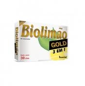 Biolimão Gold 3 em 1 60 comp