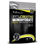 100% Creatine Monohydrate 500g Bag