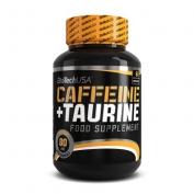 Cafeína + Taurina 60 cápsulas