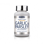 Garlic & Parsley 100 caps