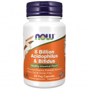 8 Billion Acidophilus & Bifidus 60vcaps