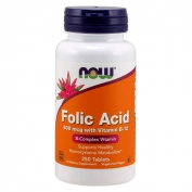 Folic Acid 800mcg 250comp