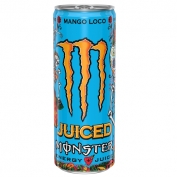 Monster Juiced Mango Loco 500ml