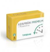 Azafran Premium + Melatonina 30 cap