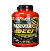 Beef Monster Protein 2Kg + 200g