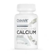 Vitamin D3 + K2 + Calcium 90tabs